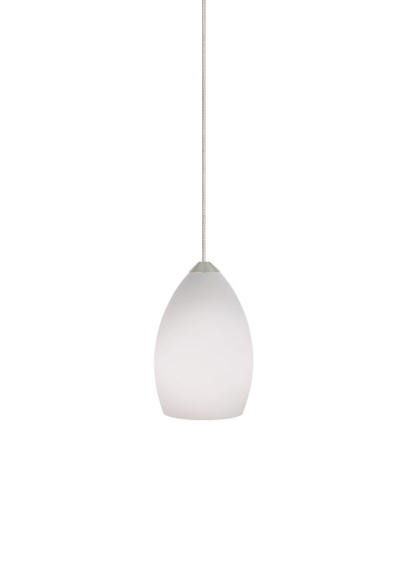 Tech Lighting 700MORDW MonoRail White Raindrop Shaped Glass Pendant Sale $157.60 ITEM: bci2262048 ID#:700MORDWS UPC: 756460629588 :