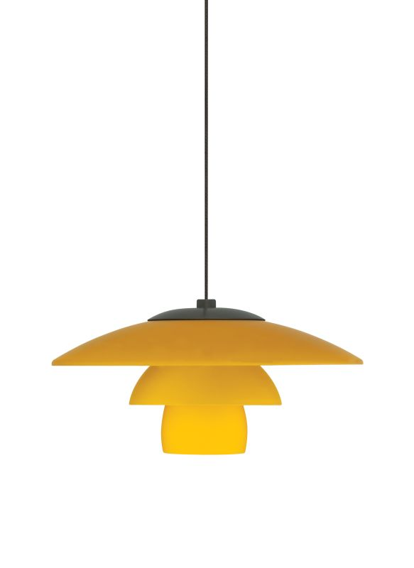 Tech Lighting 700MOSYDA MonoRail Sydney Three Concentric Amber Glass Sale $260.00 ITEM: bci829234 ID#:700MOSYDAS UPC: 756460022167 :