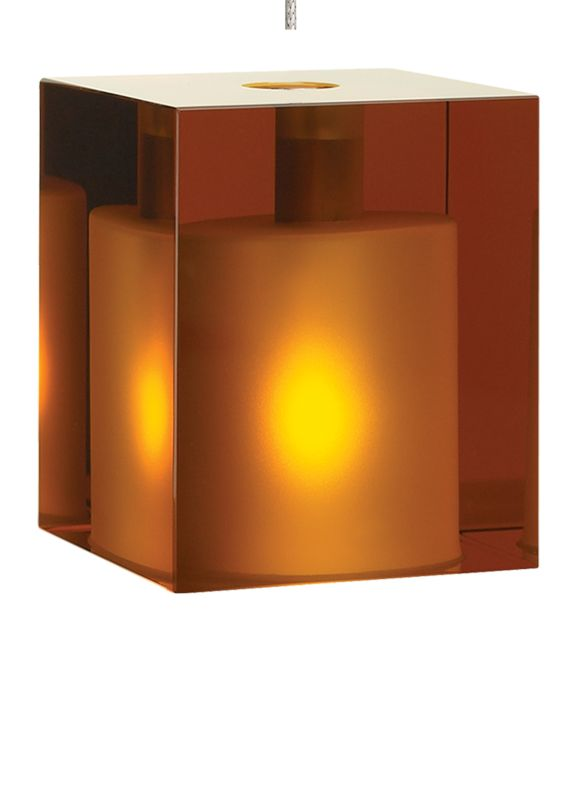 Tech Lighting 700MPCUBA Cube 1 Light Monopoint Halogen 12v Mini