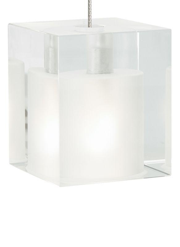 Tech Lighting 700MPCUBF Cube 1 Light Monopoint Halogen 12v Mini