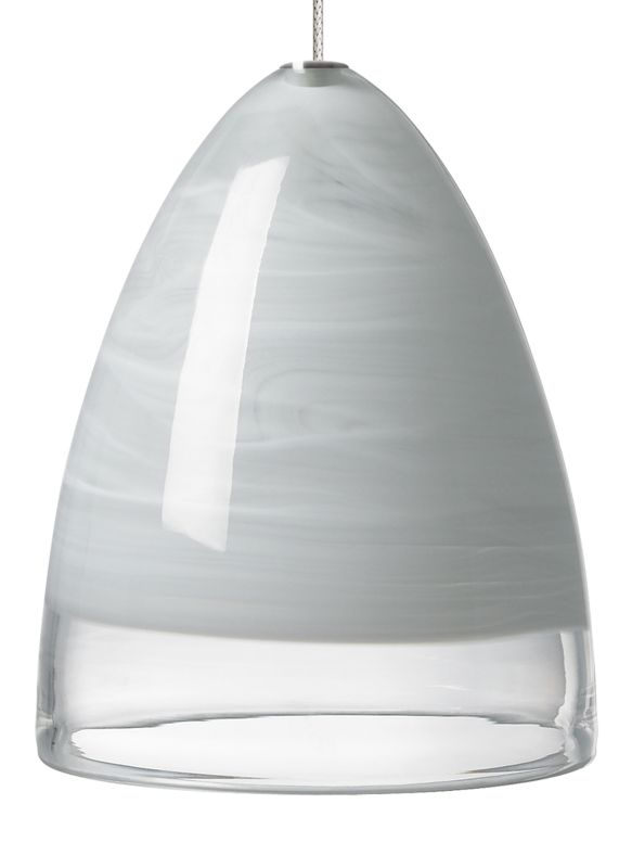 Tech Lighting 700MPNEBLW Nebbia 1 Light Monopoint Halogen 12v Mini