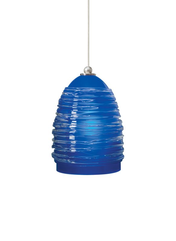 Tech Lighting 700TDNSPB Small Nest Cobalt Blue Glass with Clear Glass Sale $340.00 ITEM: bci2981534 ID#:700TDNSPBW UPC: 756460805012 :