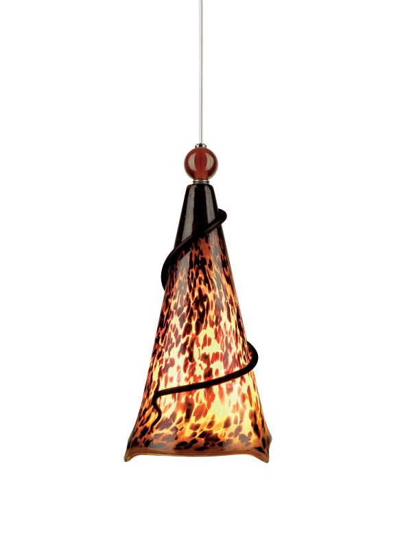 Tech Lighting 700TDOVPTRN-CF Ovation Tortoise Shell Hand Pulled Glass Sale $432.80 ITEM: bci2981599 ID#:700TDOVPTRNZ-CF UPC: 756460979850 :