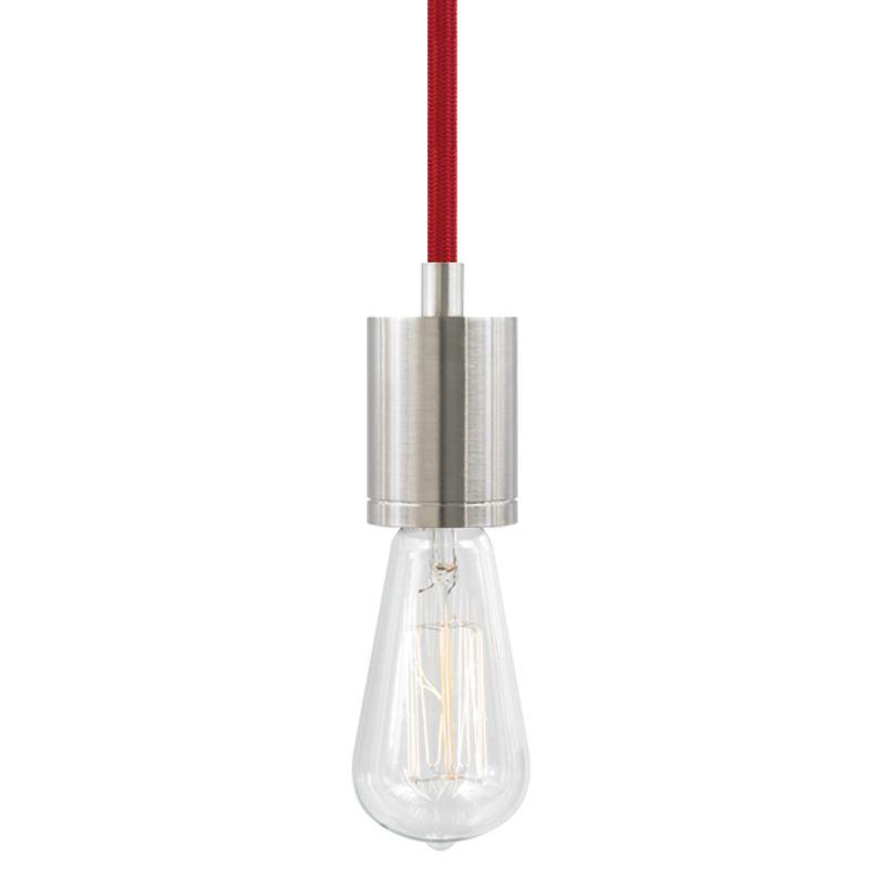 Tech Lighting 700TDSOCOPM24S SoCo 1 Light Mini Pendant with Nickel