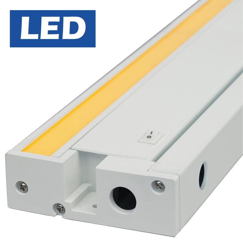 "Tech Lighting 700UCFDW1992-LED Unilume LED 19"" 10.5 Watt Direct Wire"