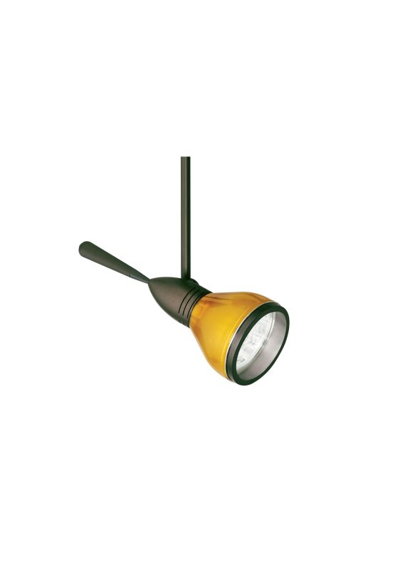 """Tech Lighting 700WMOAE12 Wall MonoRail Aero Low-Voltage Head with 12"""""""