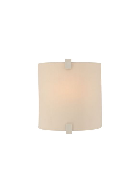Tech Lighting 700WSESXFC-LED Essex Desert Clay Fabric LED Wall Washer