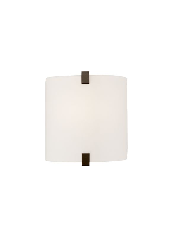 Tech Lighting 700WSESXFW Essex White Fabric Wall Washer Sconce Antique