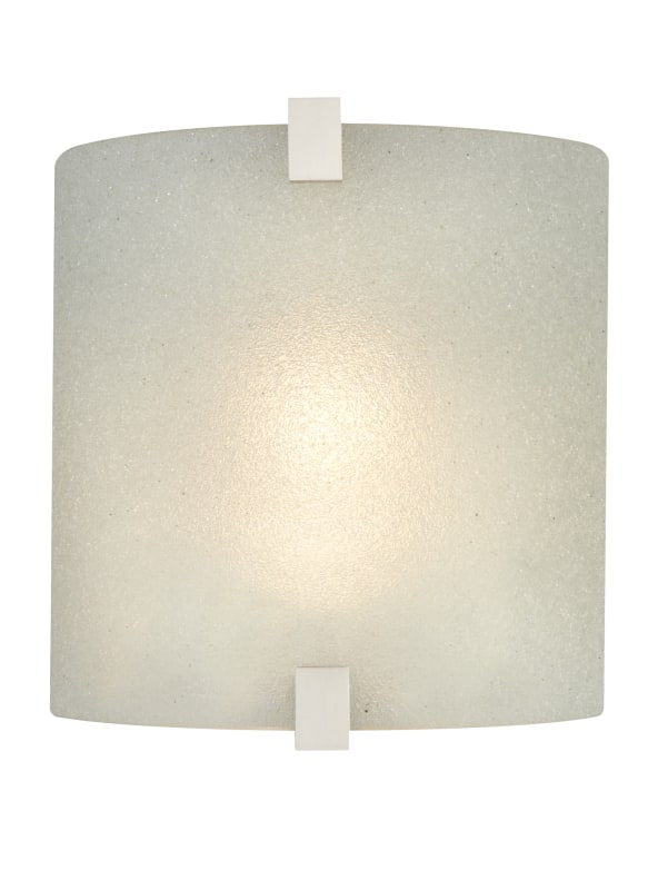 Wall Sconces 277 Volt : Tech Lighting 700WSESXSCS-LED277 Satin Nickel Essex 277v 1 Light LED Clear Glass Wall Sconce ...