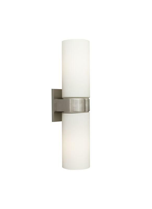 Tech Lighting 700WSHUD2W-CF Hudson Cylindrical Glass Fluorescent Wall