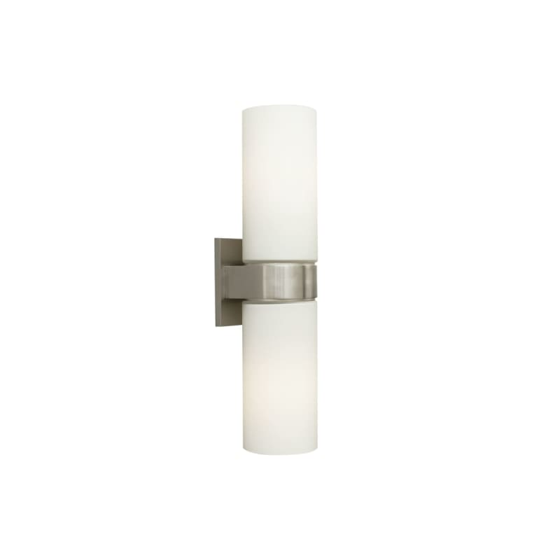 Tech Lighting 700WSHUD2W Hudson Cylindrical Glass Wall Washer Sconce