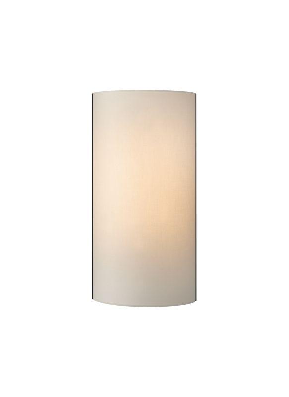 Tech Lighting 700WSLEXC-LED Lexington Half-Cylinder Desert Clay Fabric