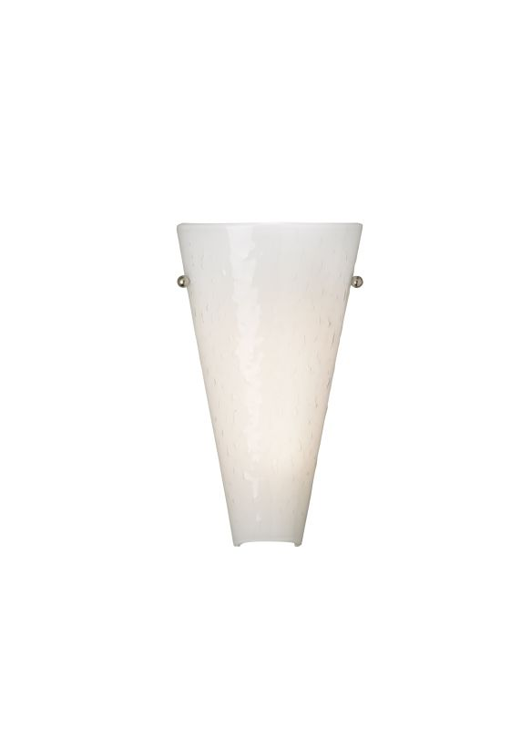 Tech Lighting 700WSLRKSW Mini Larkspur Surf White Cone Shaped Slumped