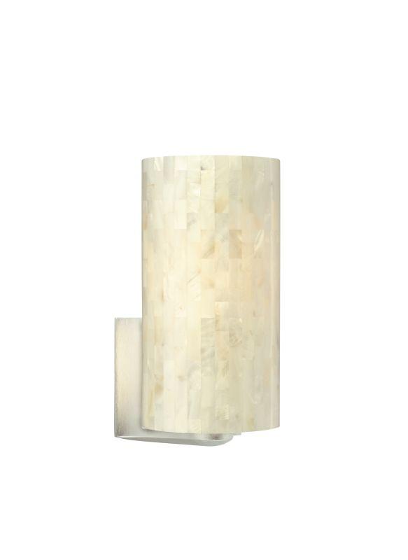 Tech Lighting 700WSPLAW-CF Playa Multi-Toned White Natural Shell Panel