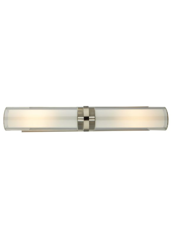 Tech Lighting 700WSSARDC-CF Sara 2 Light Fluorescent Solid Crystal Sale $938.16 ITEM: bci2304322 ID#:700WSSARDCS-CF UPC: 884655244541 :