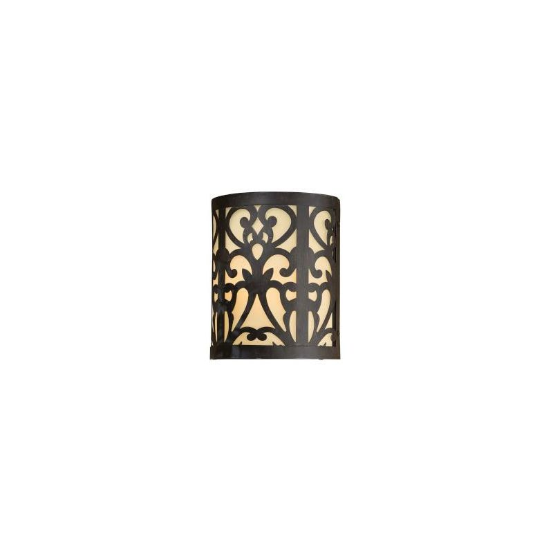 The Great Outdoors 1490 1 Light ADA Compliant Outdoor Wall Sconce from