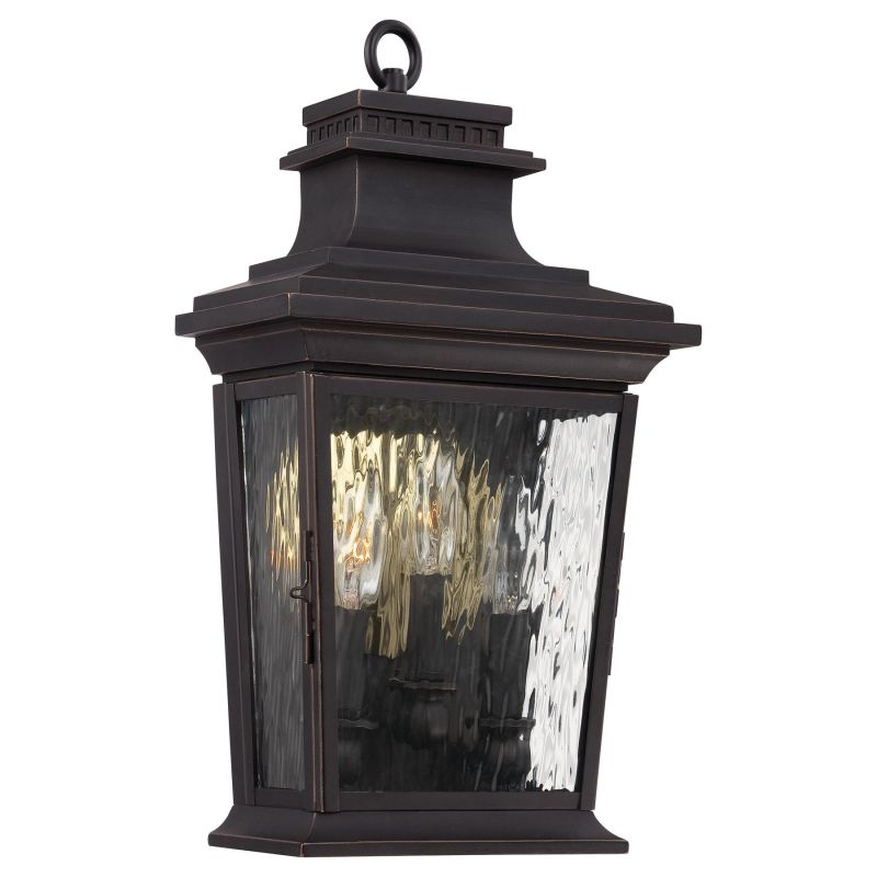 The Great Outdoors 73003-143C 3 Light Outdoor Wall Sconce from the Sale $173.90 ITEM: bci2441330 ID#:73003-143C UPC: 747396090986 :