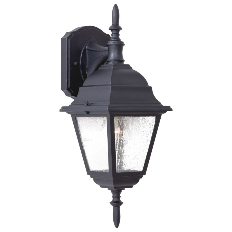 The Great Outdoors GO 9067 1 Light Outdoor Wall Sconce from the Bay