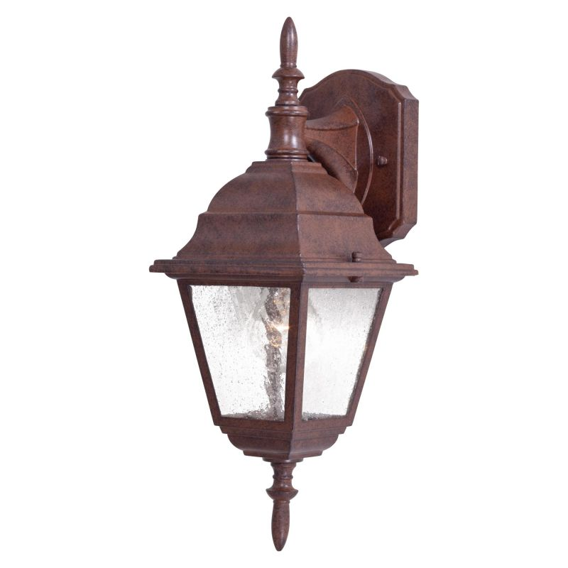 The Great Outdoors GO 9067 1 Light Outdoor Wall Sconce from the Bay Sale $28.72 ITEM: bci309114 ID#:9067-91 UPC: 747396012346 :