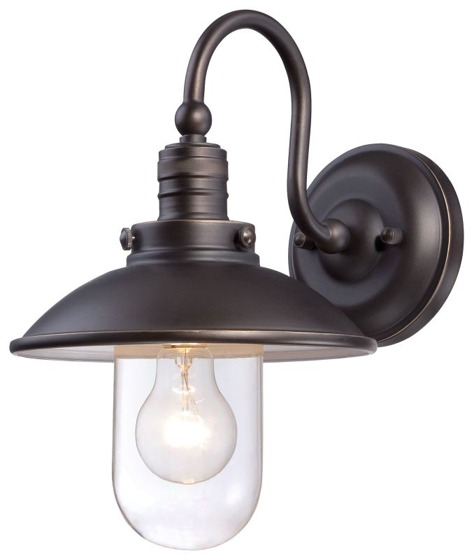 The Great Outdoors 71163-143C 1 Light Outdoor Wall Sconce in Oil Sale $99.90 ITEM: bci2441310 ID#:71163-143C UPC: 747396091044 :