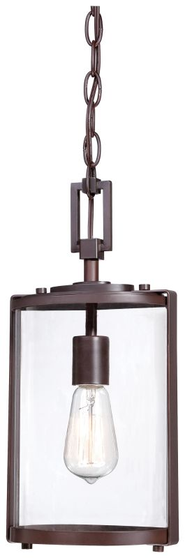 The Great Outdoors 73064-246 1 Light Small Pendant from the Ladera