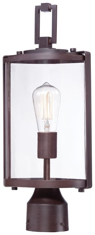 The Great Outdoors 73066-246 1 Light Post Light from the Ladera