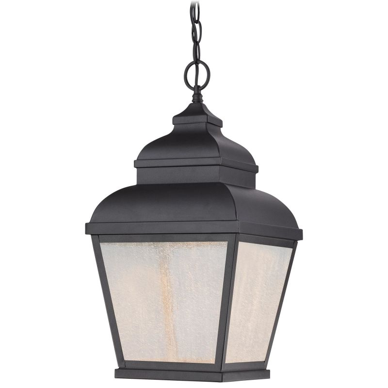 The Great Outdoors 8264-66-L 1 Light LED Outdoor Pendant from the