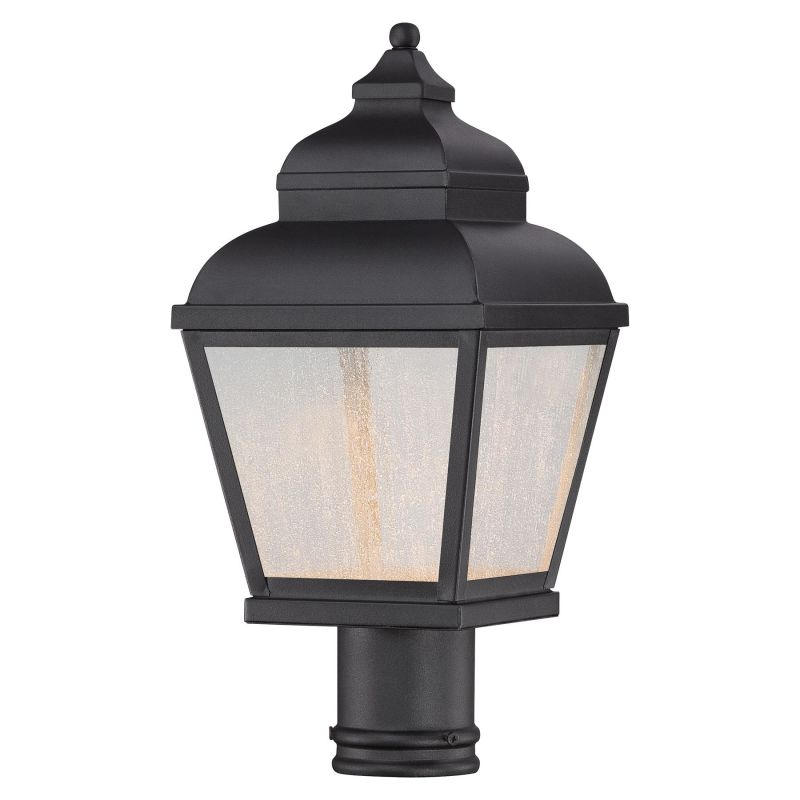 The Great Outdoors 8265-66-L 1 Light LED Post Light from the Mossoro