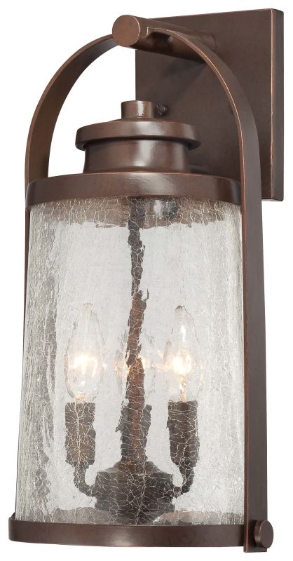 The Great Outdoors 72332-291 3 Light Outdoor Wall Sconce from the Sale $183.90 ITEM: bci1951875 ID#:72332-291 UPC: 747396083636 :