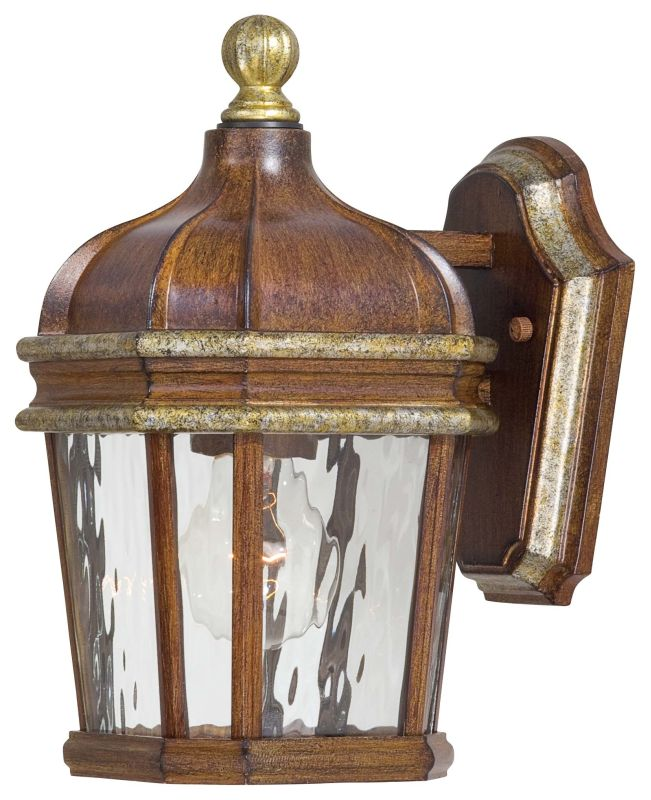 """The Great Outdoors GO 8790 1 Light 11.5"""" Height Outdoor Wall Sconce"""