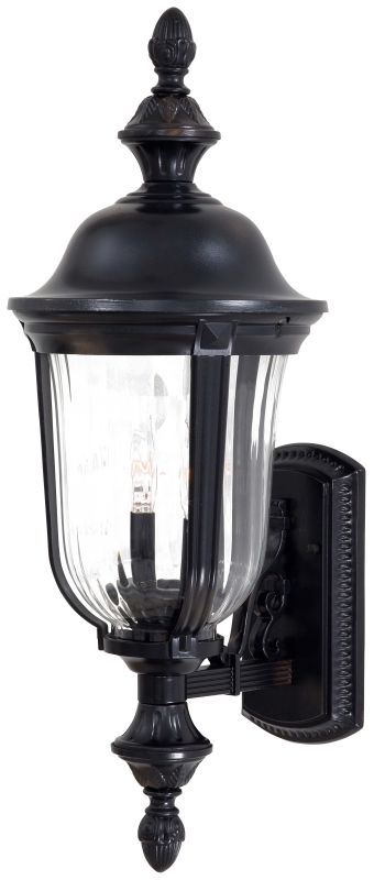 The Great Outdoors GO 8841 2 Light Outdoor Wall Sconce from the Morgan