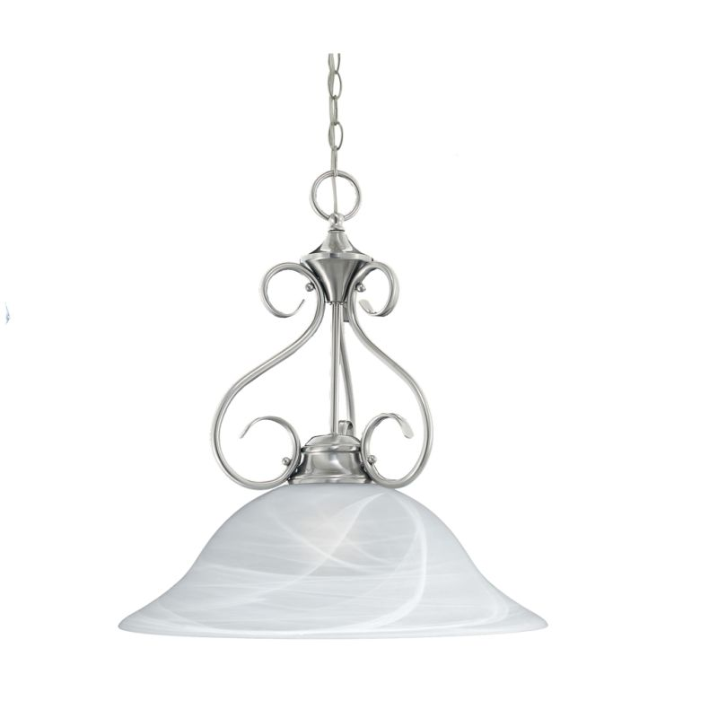 Thomas Lighting M2550 Down Lighting Pendant Brushed Nickel Indoor Sale $96.00 ITEM: bci341164 ID#:M255078 UPC: 20389153708 :
