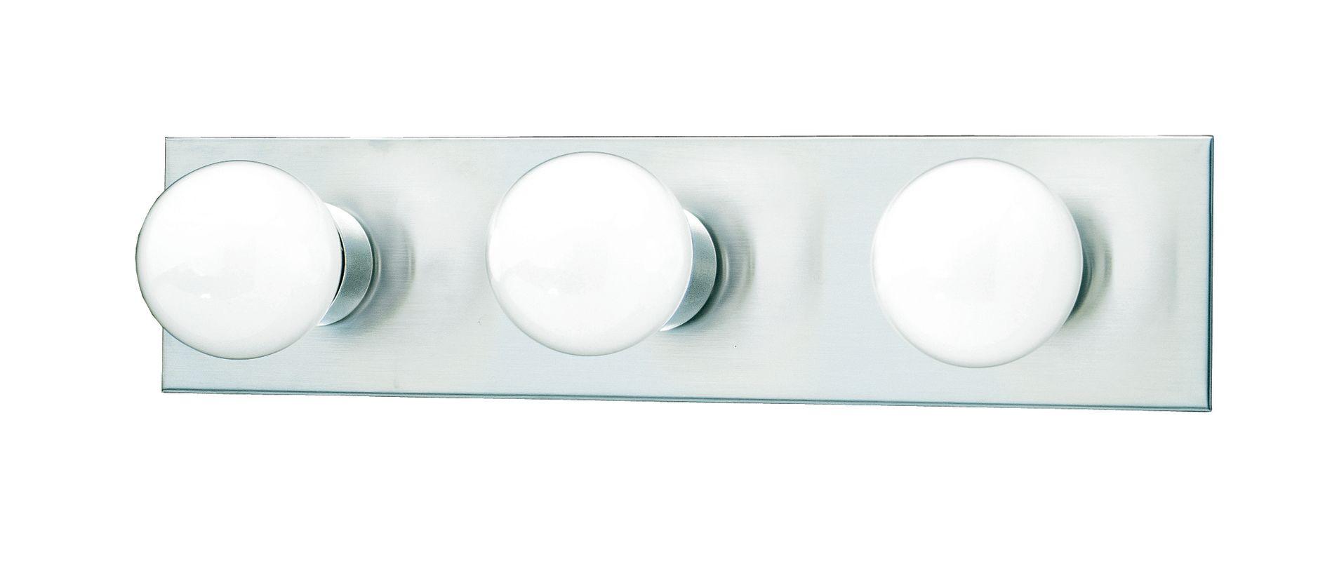 "Thomas Lighting SL7413 Functional 3 Light 18"" Wide Bathroom Fixture"