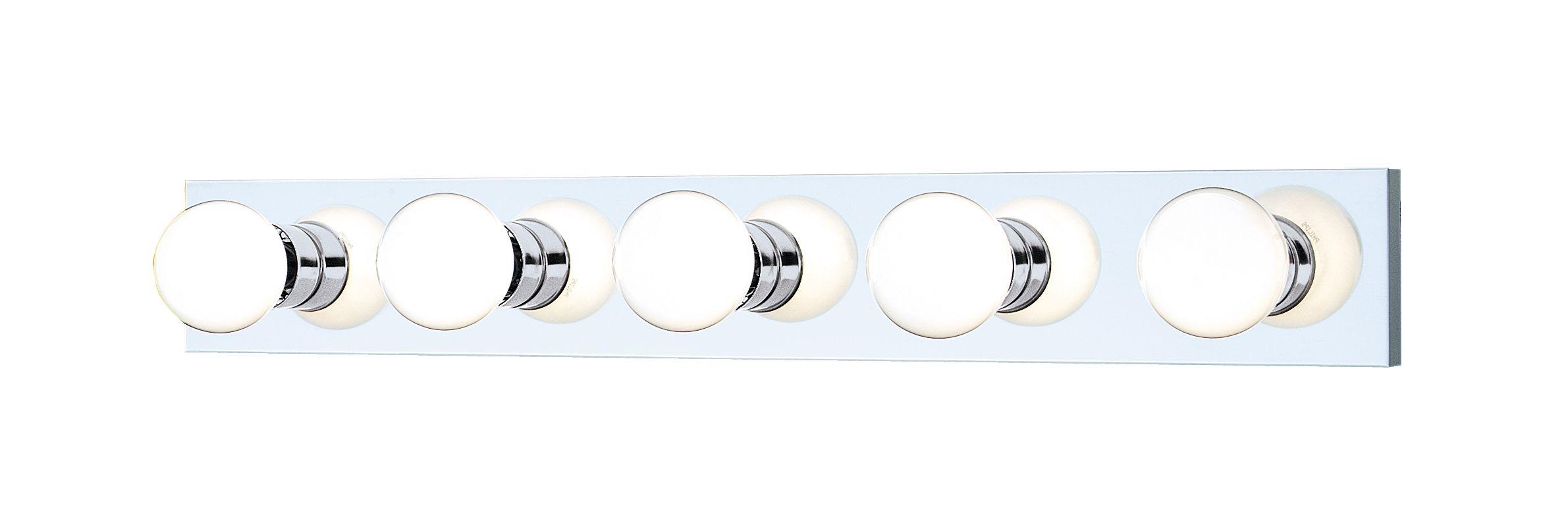 "Thomas Lighting SL7415 Functional 5 Light 30"" Wide Bathroom Fixture"