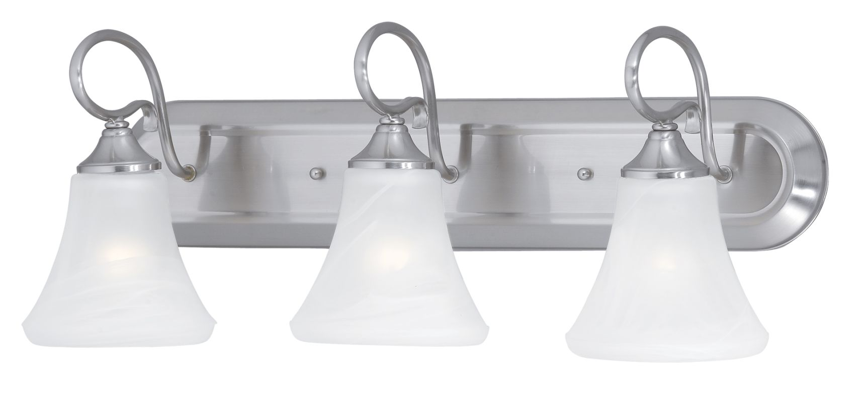 "Thomas Lighting SL7443 3 Light 24"" Wide Bathroom Fixture from the"