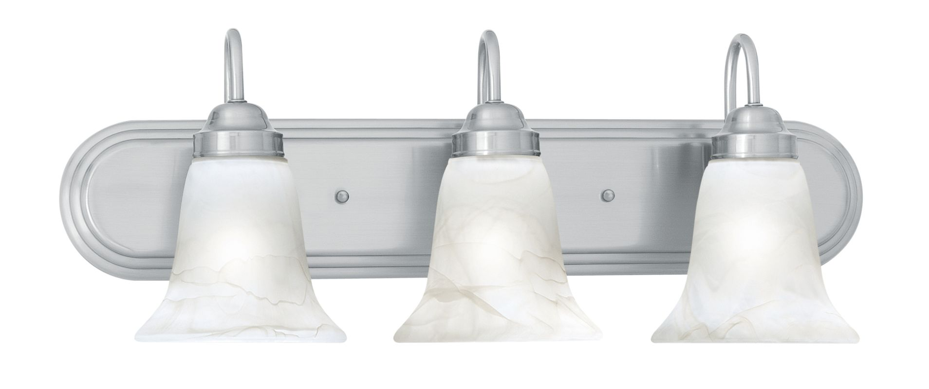 "Thomas Lighting SL7583 3 Light 24"" Wide Bathroom Fixture from the"
