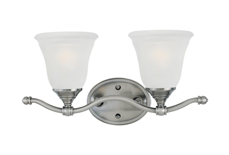 "Thomas Lighting SL7602 2 Light 16"" Wide Bathroom Fixture from the"