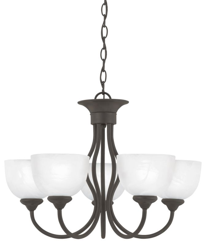 Thomas Lighting SL8015 5 Light Up Lighting Chandelier from the Tahoe Sale $152.00 ITEM: bci372570 ID#:SL801563 UPC: 20389174031 :
