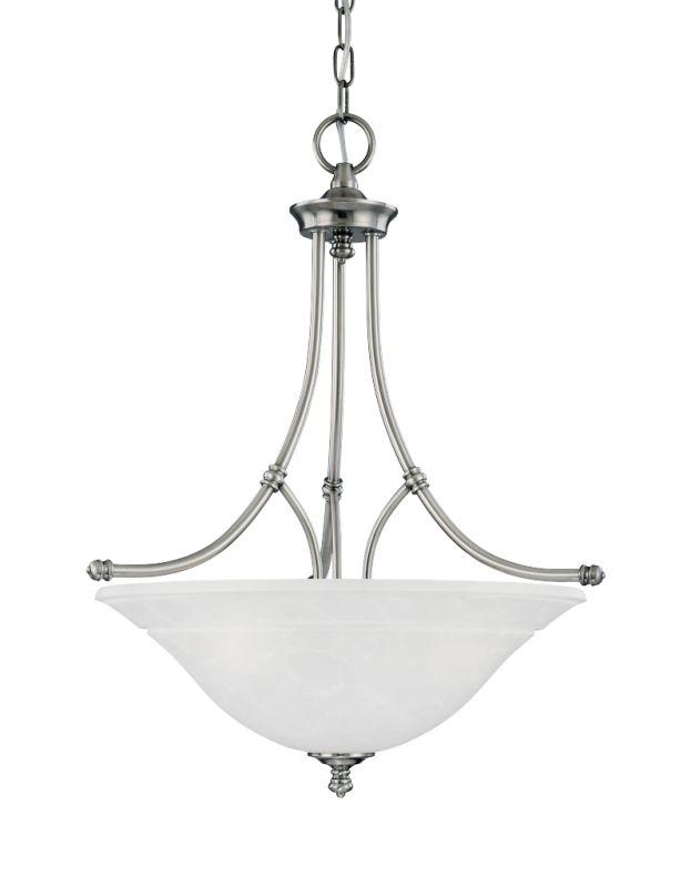 Thomas Lighting SL8246 Three Light Bowl Pendant from the Harmony Sale $238.00 ITEM: bci372733 ID#:SL824641 UPC: 20389176653 :