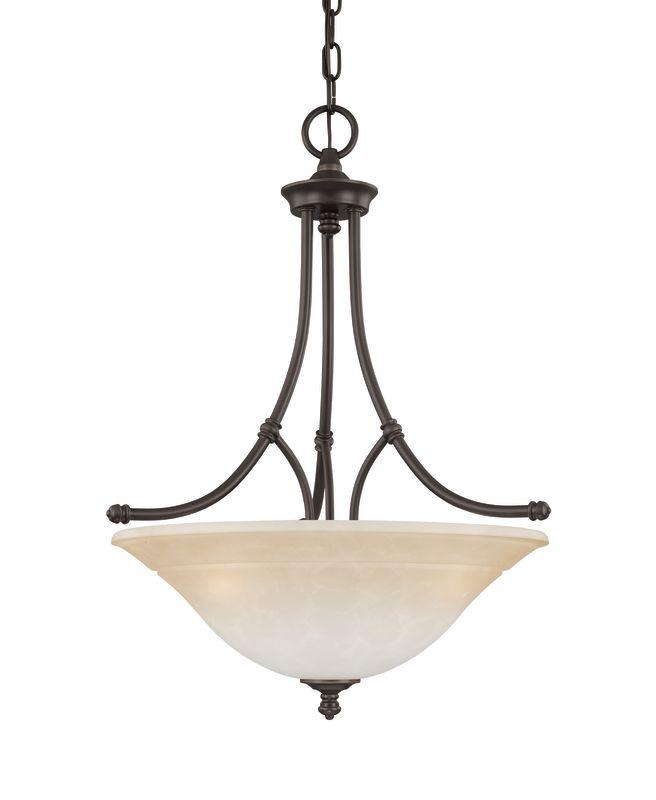 Thomas Lighting SL8246 Three Light Bowl Pendant from the Harmony Sale $238.00 ITEM: bci372732 ID#:SL824662 UPC: 20389176783 :