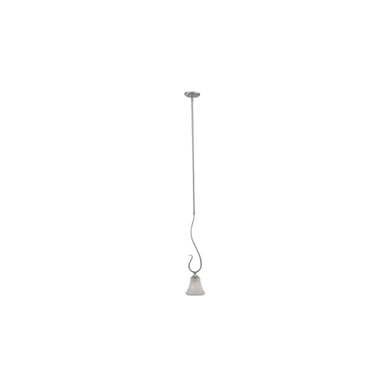 Thomas Lighting SL8291 Single Light Mini Pendant from the Elipse