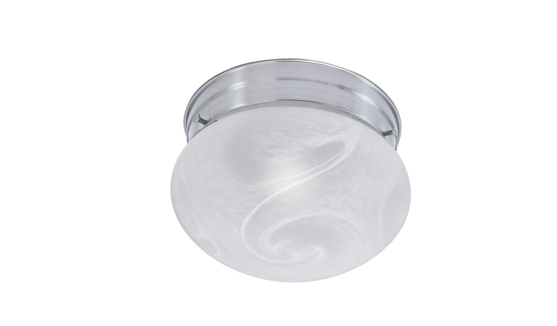 Thomas Lighting SL8455 Flushmount Ceiling Fixture Brushed Nickel