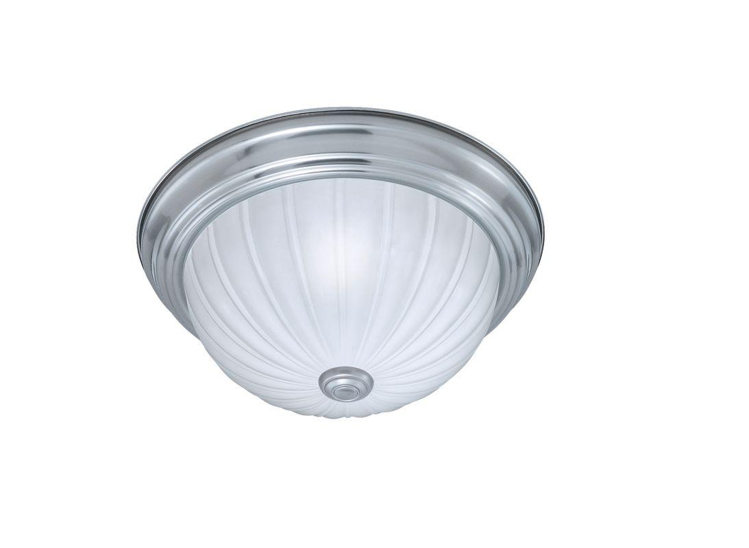 Thomas Lighting SL8681 Flushmount Ceiling Fixture Brushed Nickel
