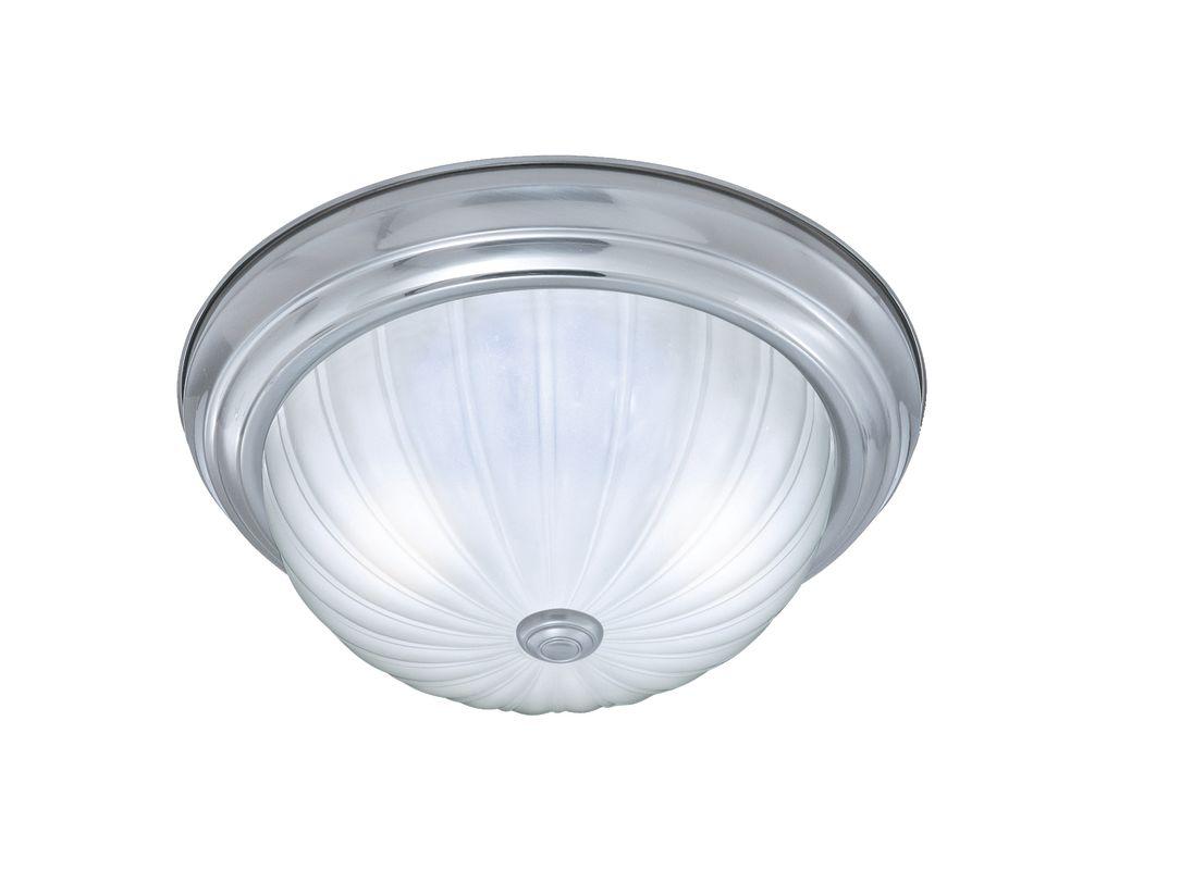 Thomas Lighting SL8682 Flushmount Ceiling Fixture Brushed Nickel
