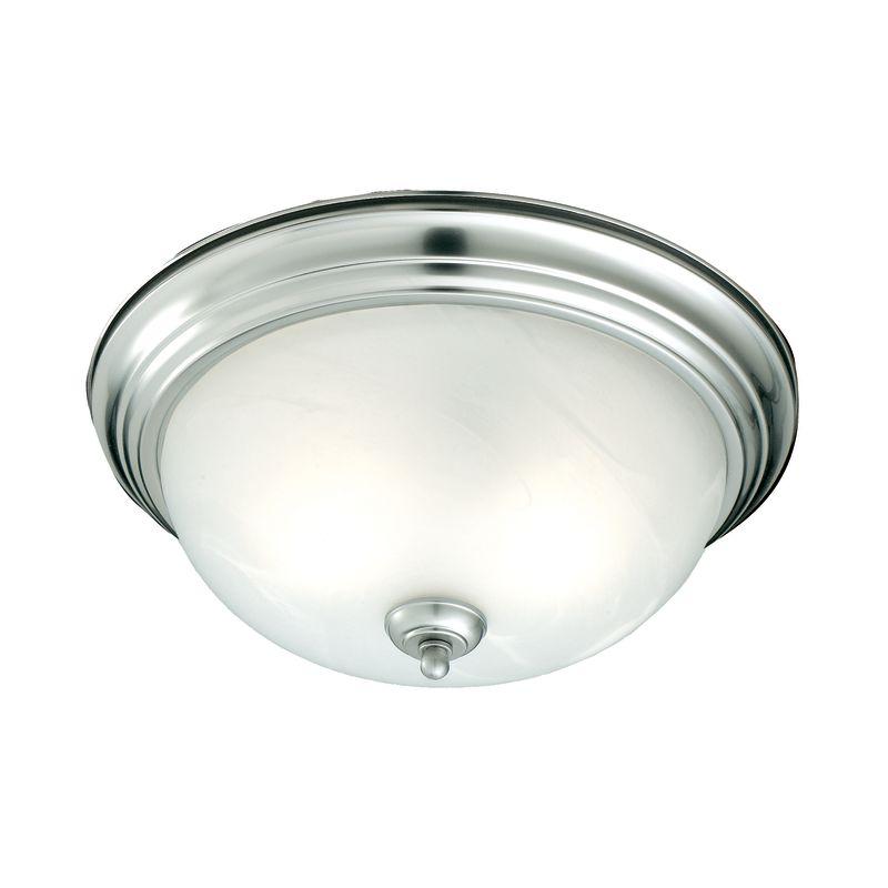 Thomas Lighting SL8691 Flushmount Ceiling Fixture Brushed Nickel