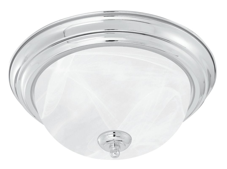 Thomas Lighting SL8693 Flushmount Ceiling Fixture Brushed Nickel