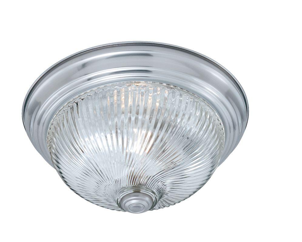 Thomas Lighting SL8762 Flushmount Ceiling Fixture Brushed Nickel