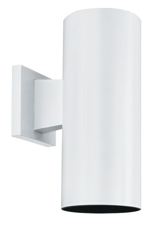 Thomas Lighting SL9270 Outdoor Wall Sconce White Outdoor Lighting