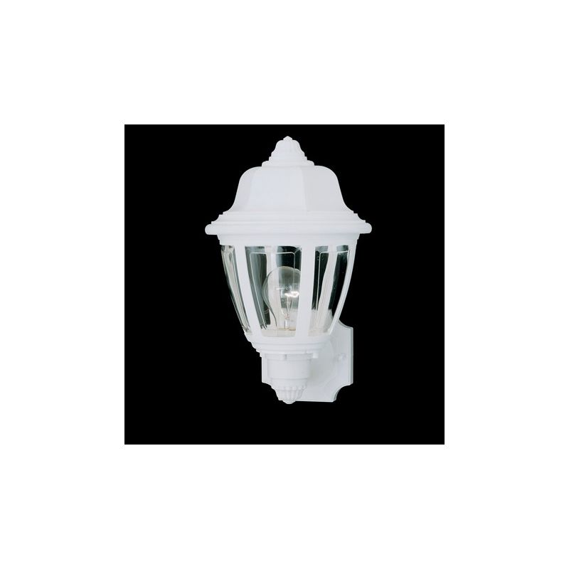 Thomas Lighting SL9440 Outdoor Wall Sconce White Outdoor Lighting
