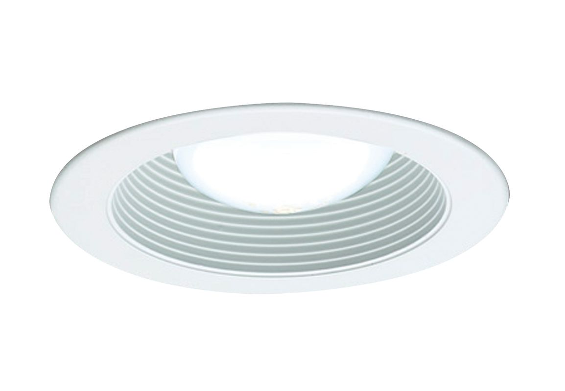 Thomas Lighting TR401 Recessed Lighting Baffle Trim White Recessed